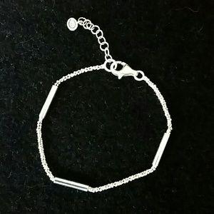 Silpada Italian sterling silver bracelet